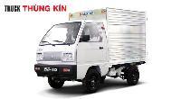 Suzuki Carry Truck - Thùng Kín Inox